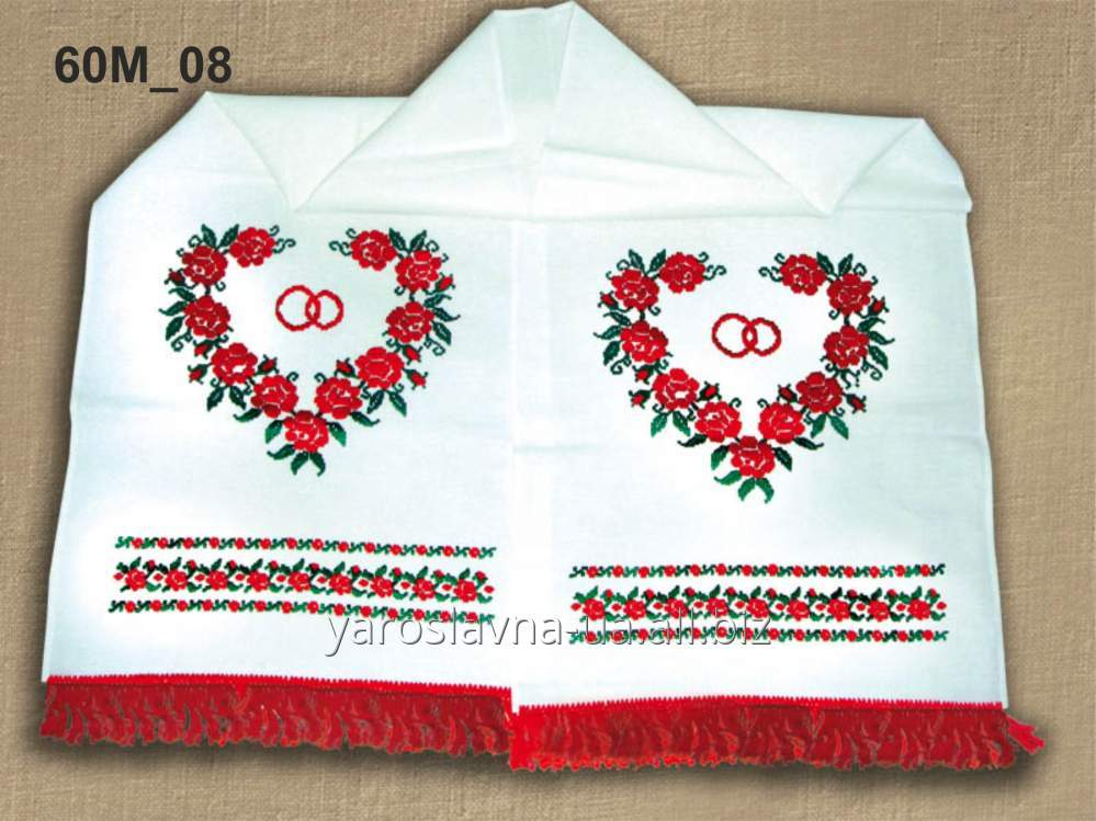 Buy The Ukrainian embroidered ceremonial bench hammer.