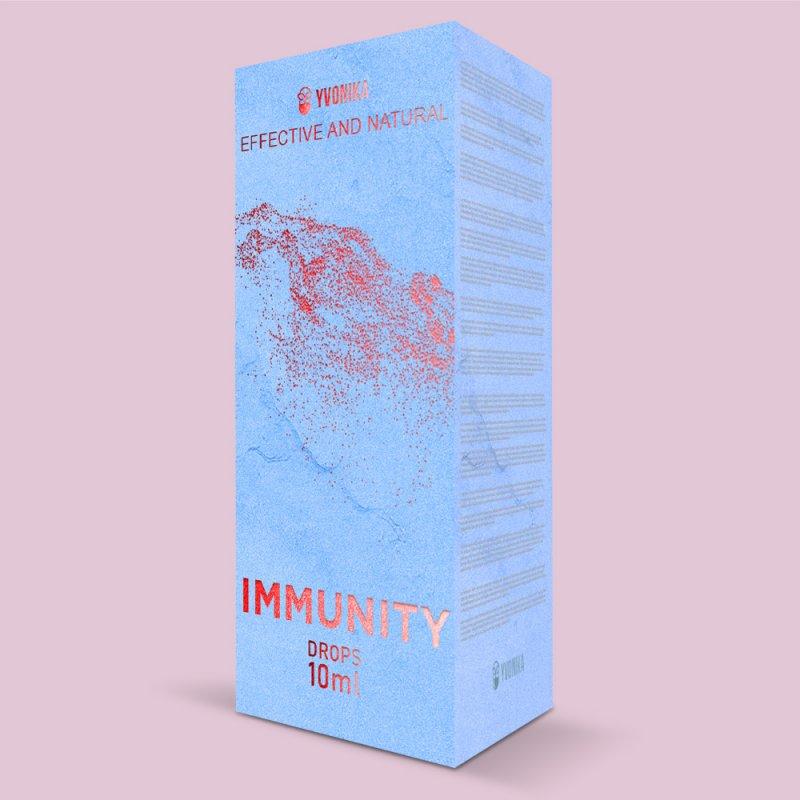 Капли для иммунитета Immunity Иммунити