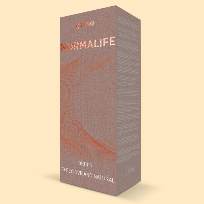 Капли от гипертонии Normalife Нормалайф