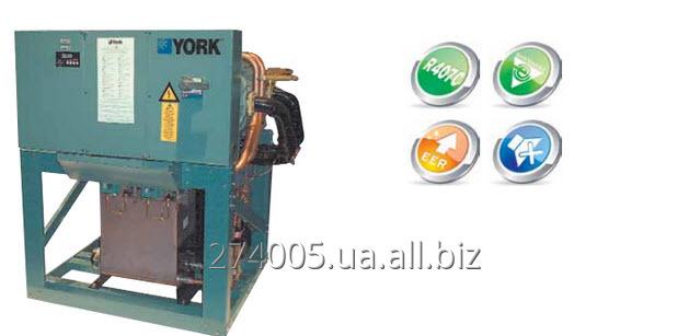 Купить Винтовые холодильные машины водяного охлаждения конденсатора; компрессорно-испарительные блоки