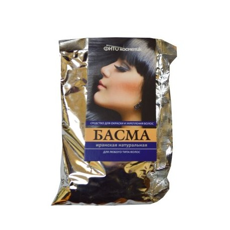 Купить Басма иранская натуральная