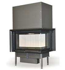 Buy Fire chamber chimney Inter V 9 CP