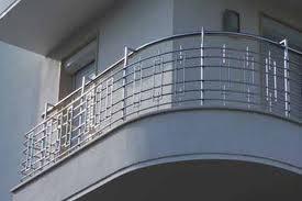 Купить Перила для балконов из нержавейки