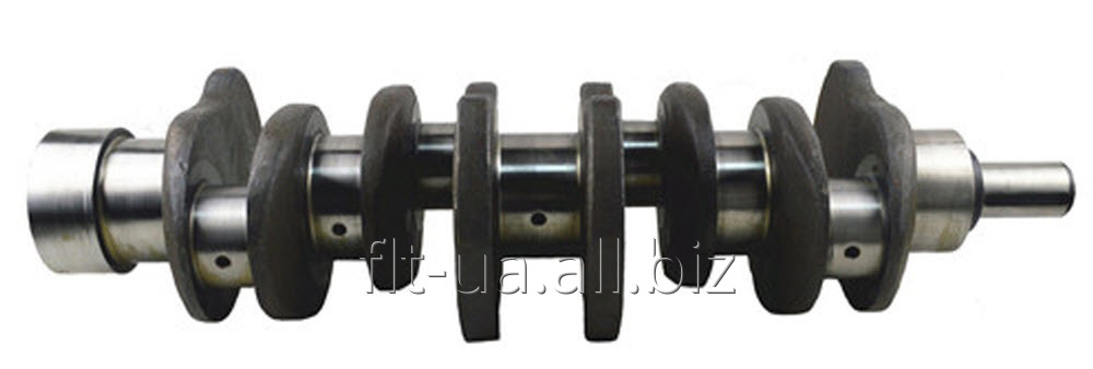 Buy Crankshaft of the engine 490 BPG, fork loaders of the Chinese production Baoli, Shangli, Heli, EP, HC.