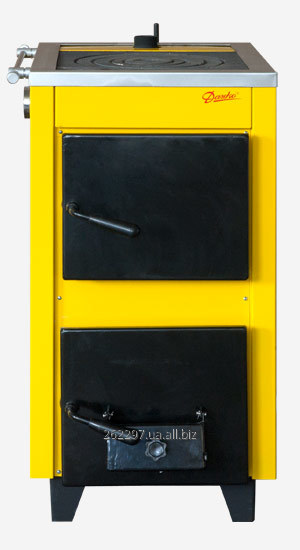 Купить Твердотопливный котел с варочной поверхностью Данко АКТВ-15 котел-плита
