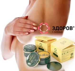 Крем-воск Здоров от мастопатии