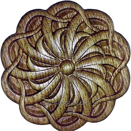 Купить Деревянный декор 100*100*11