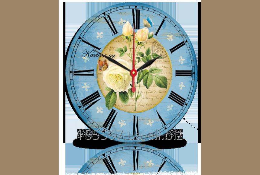Часы настенные 6K 33 x 33 cm