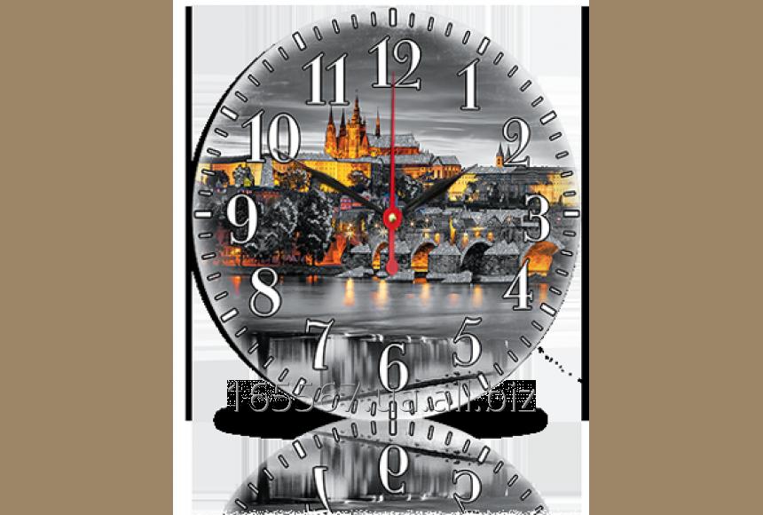 Часы настенные 74 33 x 33 cm