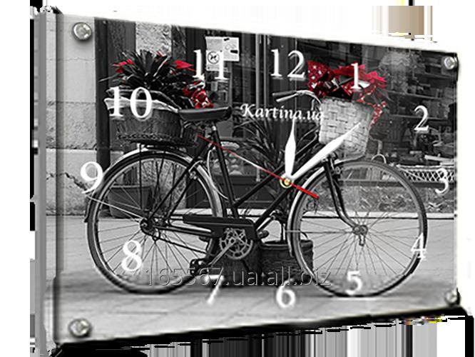 Часы под стеклом 30 х 40 см G-159