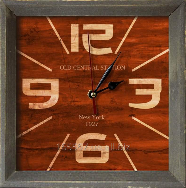 Часы 21 х 21 см F-28