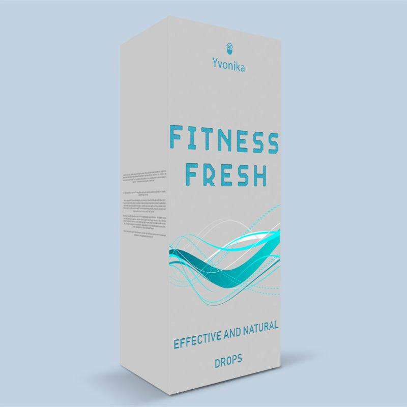 Спрей для похудения Fitness Fresh фитнес фреш
