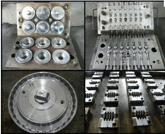 Buy Compression molds for production of products