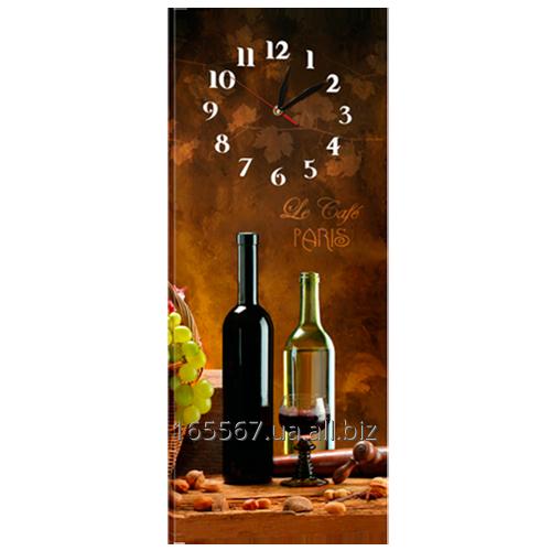 Часы на холсте 30 х 75 см CH-51