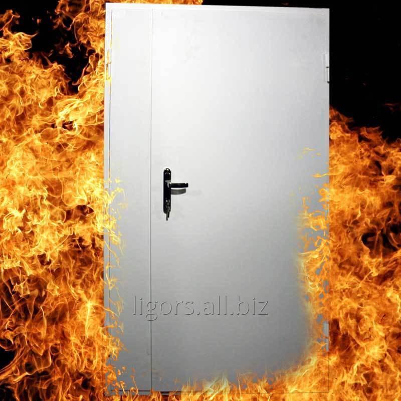 Купить Дверь противопожарная