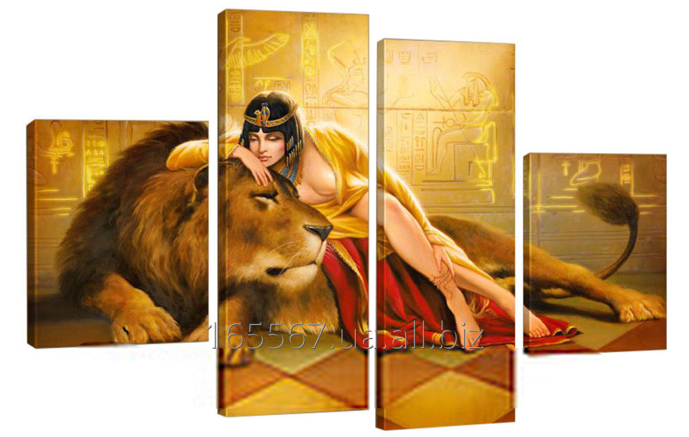 Buy Picture modular 272nd queen of Egyp