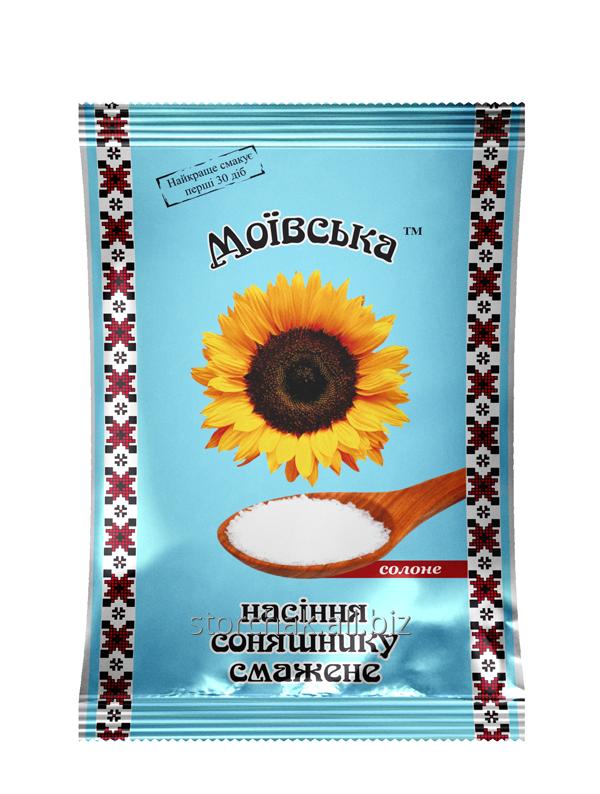 Семечки подсолнечника жаренные  - Moevska-90