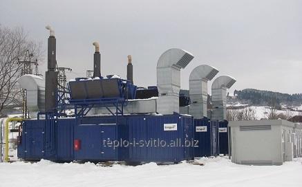 Купити Когенераторні установки Engul