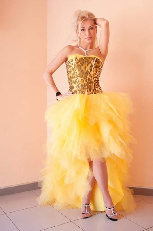 b1d0e81f53c3f46 Платье со шлейфом, платье из фатина , Луганск купить в Луганске