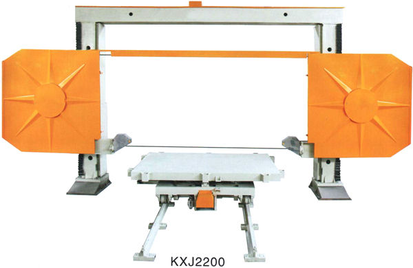Buy KS-2000 the Rope machine for cutting of blocks and slabs from natural stone (analog - KXJ-2200)