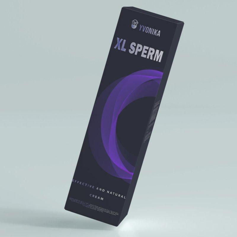 Спрей для увеличения члена и количества спермы XL Sperm Spray хл сперм спрей