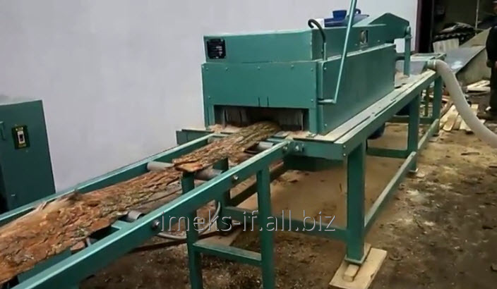 The machine for cutting HSV -2 edging boards
