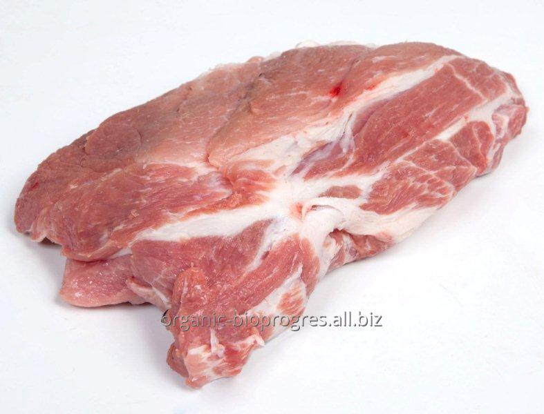 Мясо свиней мороженное