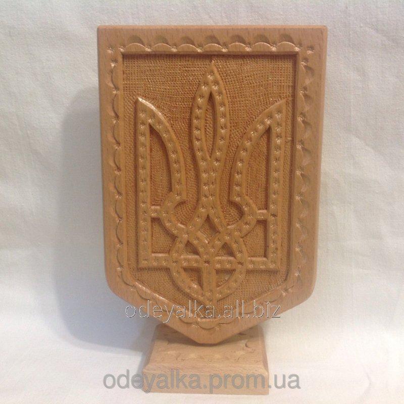 Купить Сувенир Герб Украины