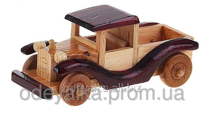 Купить Сувенир из дерева Ретро грузовик