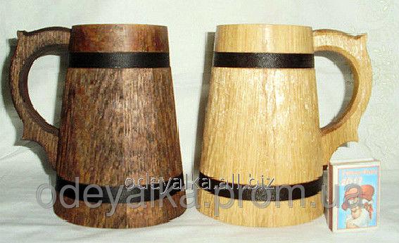 Купить Бокал из дерева ручной работы