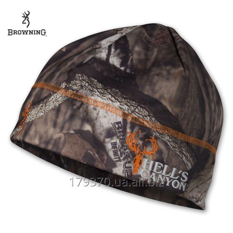 Шапка для охоты Browning Hell's Canyon Beanie