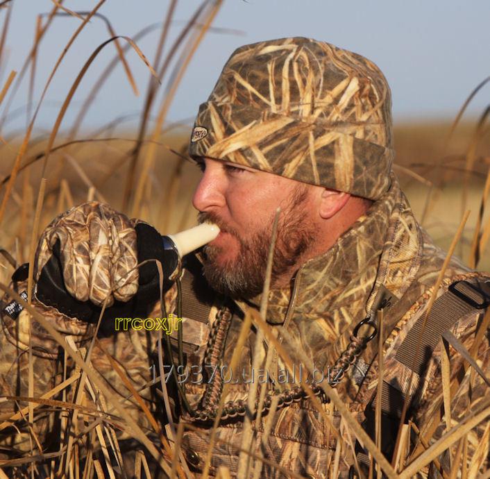 Шапка для охоты Avery Outdoors Double Fleece Skull Cap