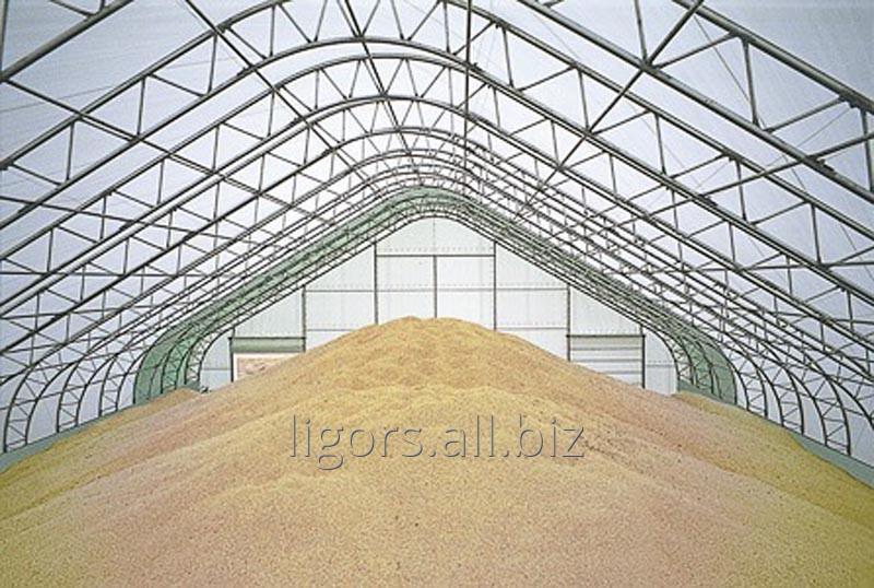 Купить Бункеры для хранения зерна