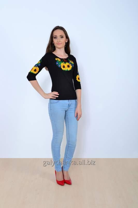 Вишиванка Заграва чорна купить в Львове 27081d326502e