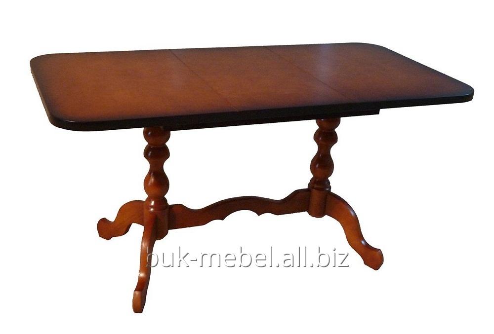 Купить Прямоугольный стол с закругленными углами