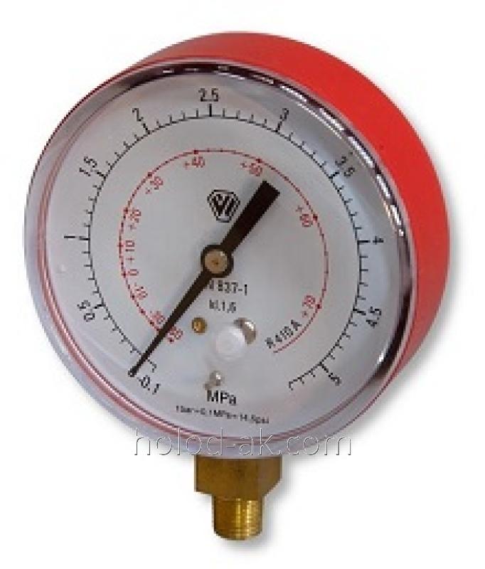 Манометр високого тиску H (R-600)