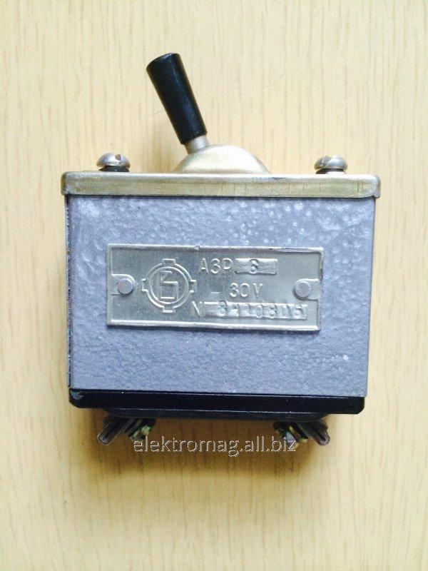Купить Автомат защиты сети АЗР-6