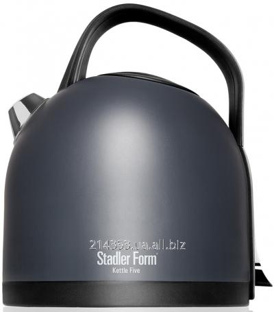 Электрочайник Stadler Form Kettle Five SFK.8800 Black