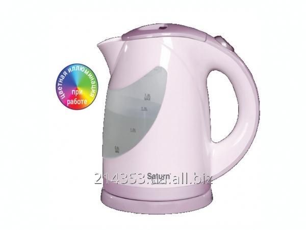 Електрочайник STEK0004 (2000Вт) violet 1,8л ТМ Saturn