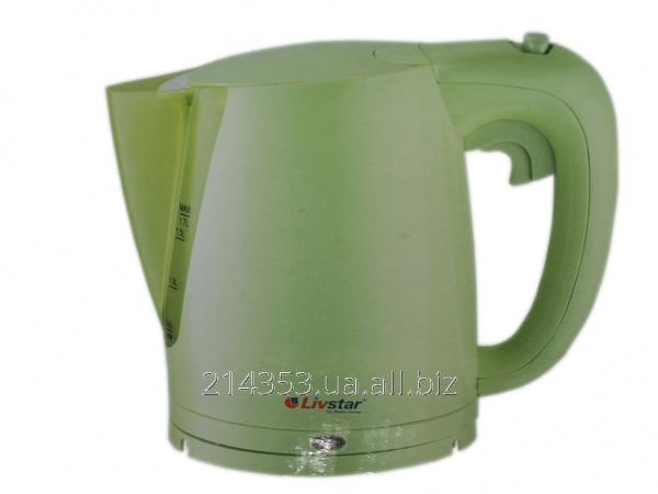 Електрочайник LSU 1145 (2200Вт) 1,7л зелений ТМ LivStar
