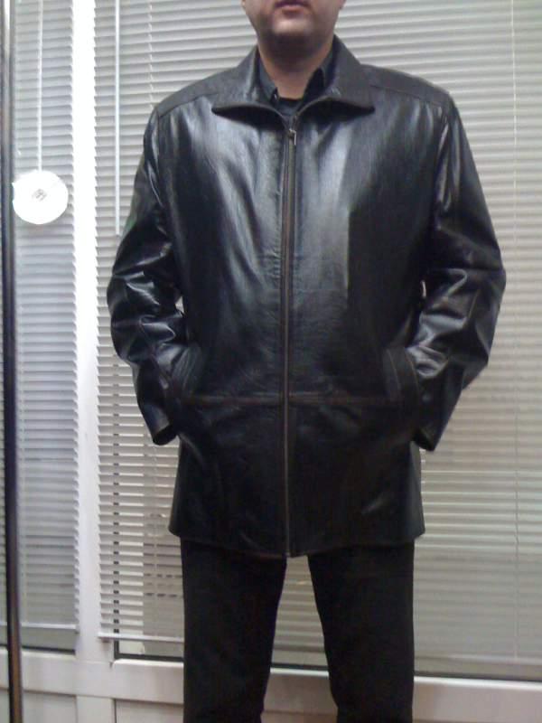 Куртка шкіряна чоловіча купити в Дніпро 6d7f48a77a778