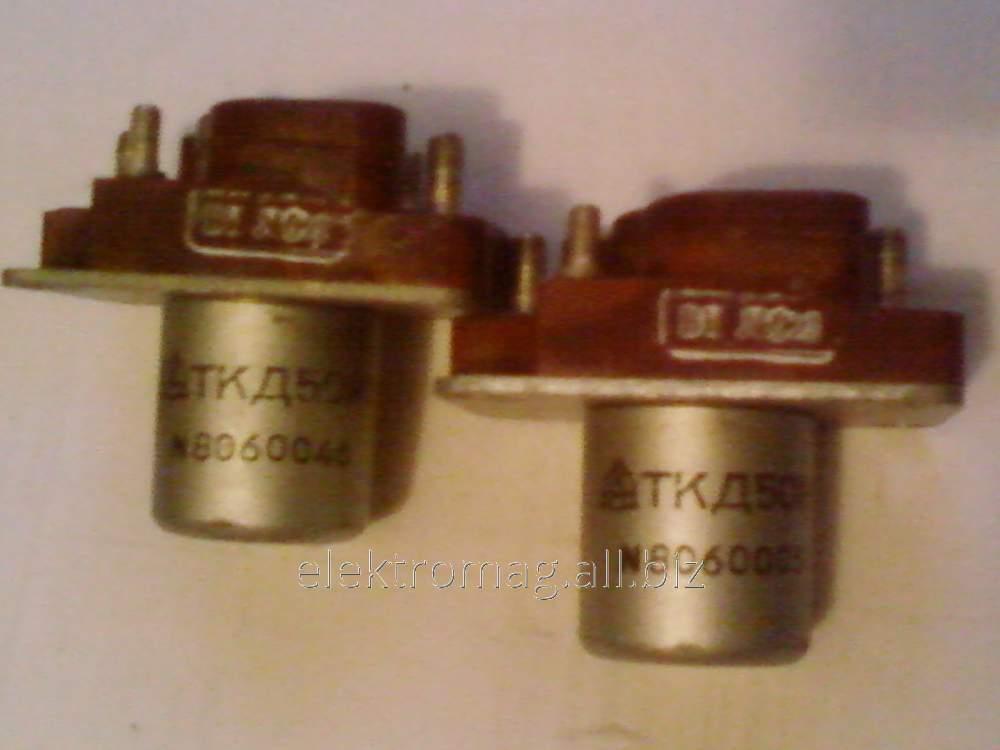 Контактор ТКД-501К1
