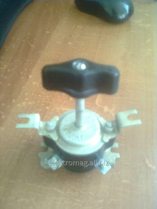 Пакетный выключатель ПВ2-10 10А-220В 6А~380В