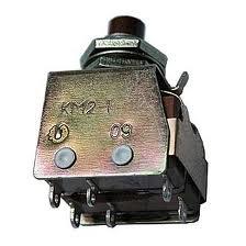 Кнопка малогабаритная КМ2-1