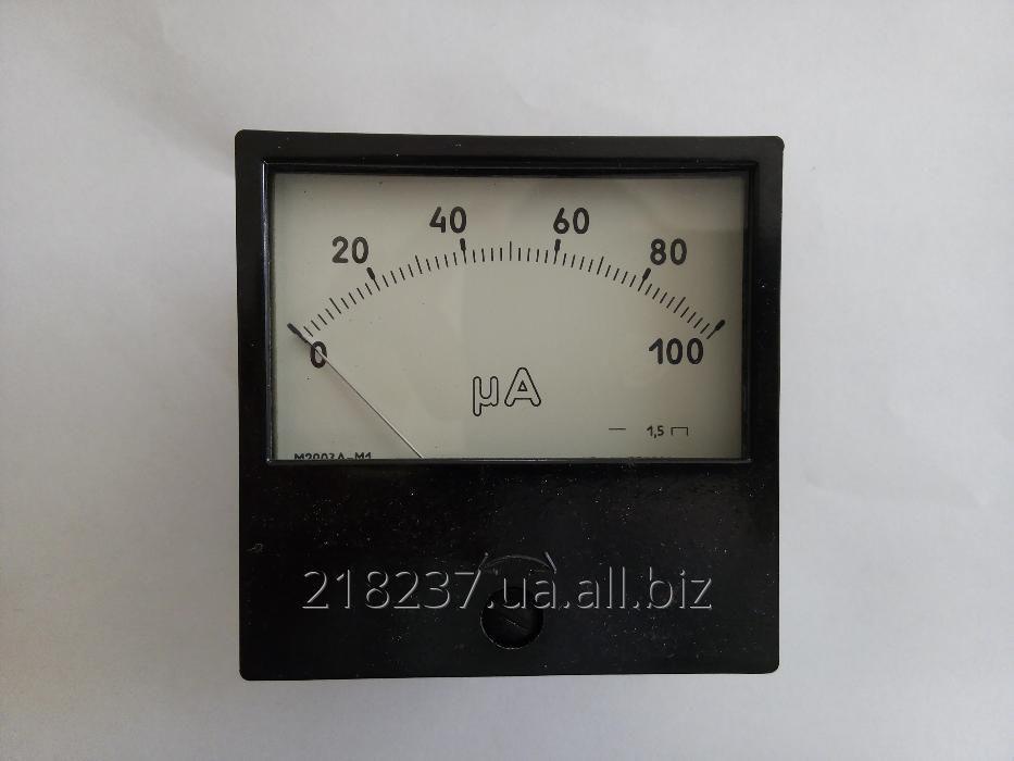 Купить Микроамперметр М2003А-М1