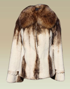 Купить Шуба из меха норки стриженной в Украине, Купить, Цена, Фото