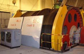 Buy Mine hoist engines two-drum