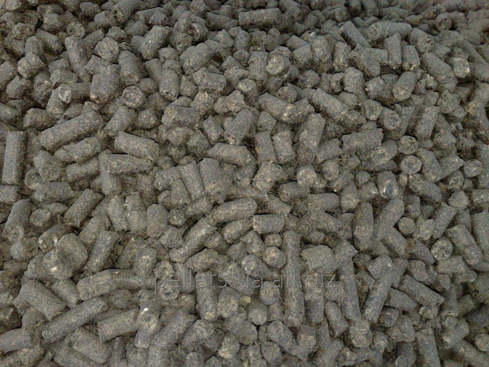 Пеллеты из лузги biofuels