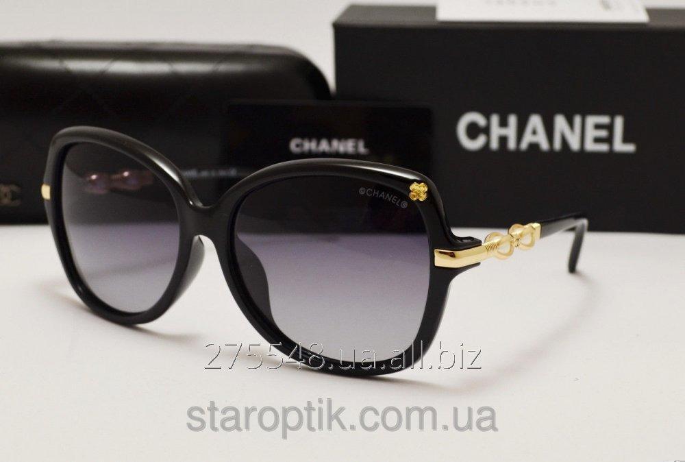 cf75b340fe0 Female sunglasses of Chanel 1753 color black buy in Chornomorsk