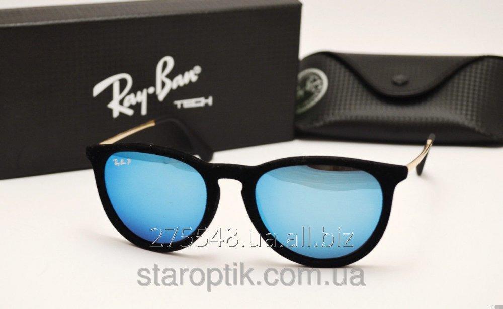 Female sunglasses of Ray-Ban Erika Velvet blue lens buy in Chornomorsk 3325dd562ae26